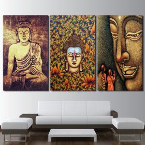 Buddha schilderij