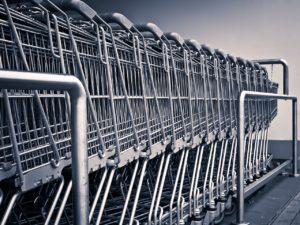 Vergelijk supermarkten