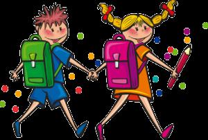 Schoolgaande kinderen