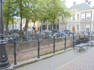 Fiets verboden Utrecht